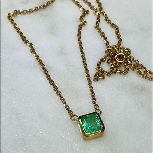 Real Emerald necklace